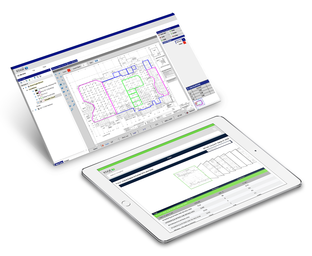 The EDGE™ takeoff and estimating software