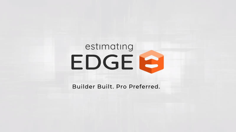 Estimating Edge | Construction Estimating and Takeoff Software